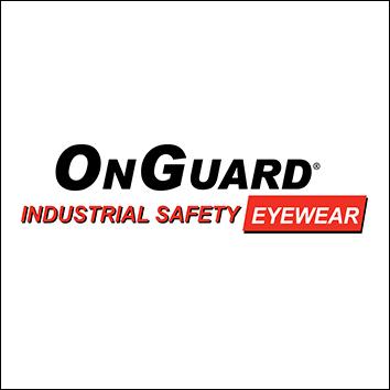 On Guard Industrial Safety Eyewear